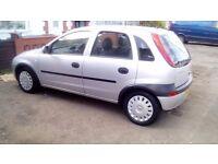 Vauxhall corsa semi-auto