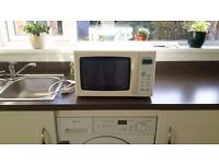 Microwave oven 27cm turntable