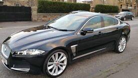 Jaguar XF Premium Luxury (200bhp)