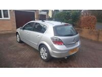 Vauxhall astra 1.6 sxi low milage after market radio bluetooth roof bars
