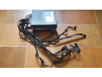 Corsair RM1000 PSU 1000W Fully Modular ATX 80 PLUS Gold PC Computer Power Supply