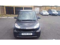 2009(KS09ODV)SMART Forwo 0.8 CDI Passion Auto. 38600k warranted Mileage