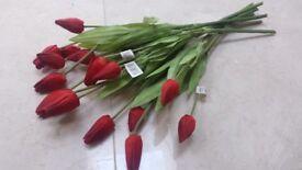 Silk Flowers - Tulips