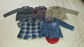 12-18 months Boys Shirts