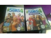 Sims 4 & sims 4 get together