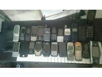 VARIOUS MOBILE PHONES SPARES OR REPAIR