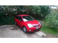 2003 Ford Fiesta MK6 1.4 Zetec 5dr - Perfect First Car - 8 Months MOT **REDUCED**