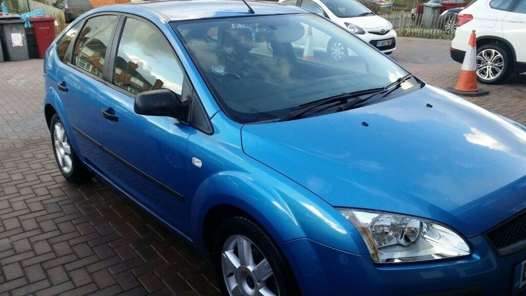Ford Focus 2007 Petrol New Battery Stereo Drives Perfect Well Maintained Service History