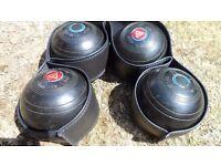Club Master Size 5 Lawn Bowls