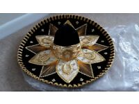 MEXICAN SOMBRERO HAT - DELIVERY AVAILABLE