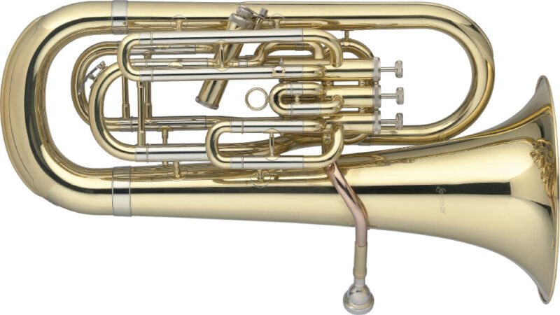 B-Baritone (3+1), IN Softcase