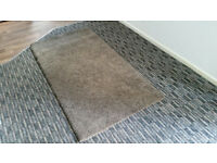 Lovely Rug Brownish in Colour - 1500mm x 800mm