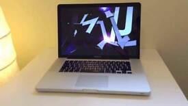 2.53Ghz 15' Apple MacBook Pro 8gb 250GB Final Cut Pro X Logic Pro X Sibelius Ableton 9 Pro Tools 10