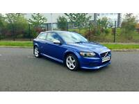 2008 volvo c30 1.6d Rdesign with full mot in the nicest colour