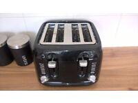 Kettle & Double Toaster Set