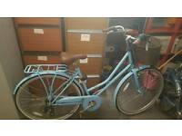 Baby Blue Kingston Hampton City Shopper Bike BRAND NEW
