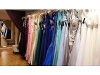 Bridal, Prom and Evening Dress Business for sale- Top High end designer stock plus more