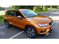 Seat Ateca 1.6 TDI Ecomotive First Edition, 5dr Diesel, Manual.
