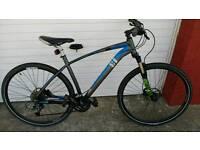 13 Incline mountain bike
