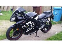 £1250 ono may part exchange - 2015 wk 125cc sport no mot needed for over 2 years.