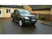 2013 VW Amarok Highline Automatic Black 63K Miles