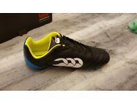 Rugby boots, brand new, size 4