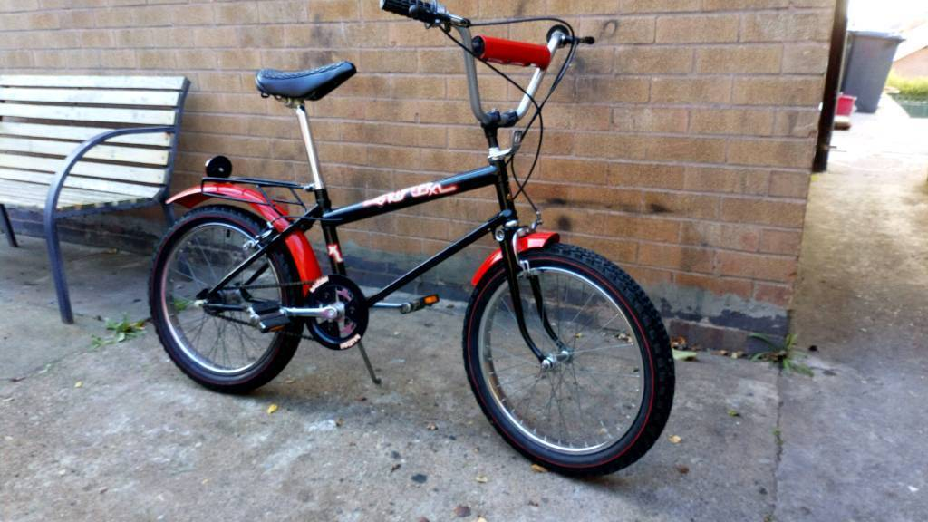 Raleigh Grifter XL 1982 Bike In Excellent Condition