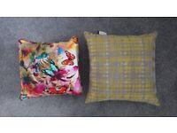 Cushions NOW £4 Each