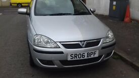 2006 VAUXHALL CORSA 1.2 PETROL ((NEW TIMING CHAIN)) MOT TILL JANUARY 2018 EXCELLENT CONDITION