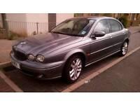 2003 Jaguar X Type 2.5 Sport - long MOT -plate valued £900