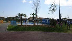 Caravan for rent - Camber Sands - Summer hols - incl passes