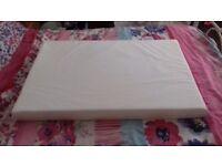 Brand new travel cot mattress