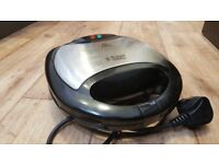 sandwich makers (Russell Hobbs 3 in 1 )