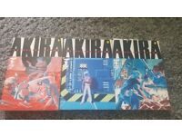 Manga - Akira, Evangelion, GTO, Death Note - good condition