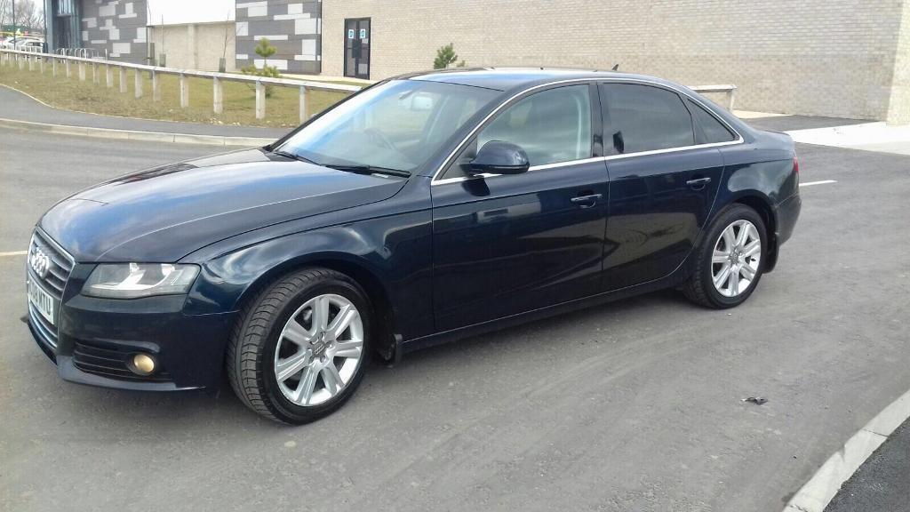 Reg Audi A Tdi SE Black Good Mpg Good Condition In - Audi a4 mpg