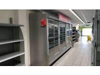Comercial standing fridge