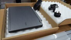 Intel® Core™ i7 Dell Latitude Laptop. 4GB RAM. 320 GB HD. Win 10 Pro.