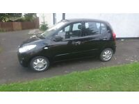 HYUNDAI I10 2012 CHEAP TAX JUST 20 PER YEAR. ONE OWNER! CHEAP INSURANCE! 3050 ONO