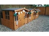 Wendy House 4X4