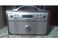 Bush DAB radio mains or portable