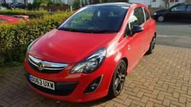 Vauxhall Corsa 1.2 2013 / 35k miles / very clean