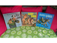 Vintage, The Jock Strap Ensemble Collection, Volumes 1, 2 and 3, Collectors item, Lovely Condition.