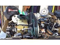 HUGE AMOUNT OF FISHING TACKLE & EQUIPMENT FOR SALE