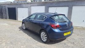 2011 Vauxhall Astra 1.6 Petrol