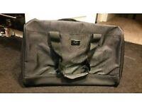 hugo boss weekend bag black new mens messenger shoulder strap handles