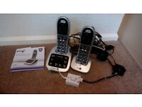 BT Big Button Phone with Answering Machine