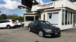 2013 Honda Accord Touring (CVT) - NAV! BACK-UP CAM! BLIND SPOT C