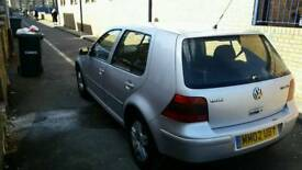 Vw golf gttdi pd130 2003