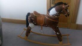 Large kids rocking horse