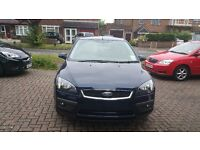 Ford Focus 1.6 Zetec Climate 5dr 2nd Owner,Full Service History, Beautiful Condition